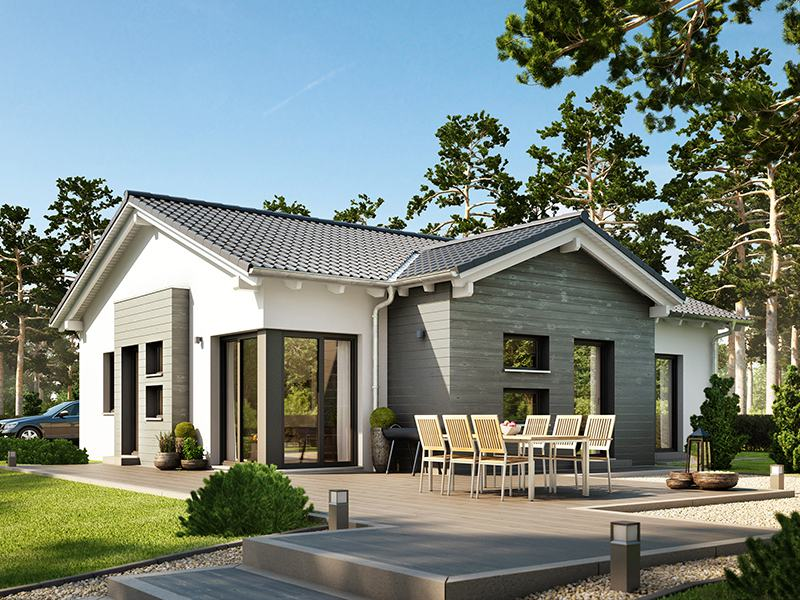 Haus Solution 87 V2 von Living Haus