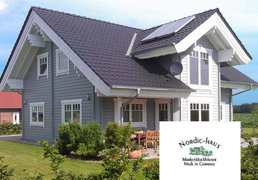 Nordic Haus Blockhäuser
