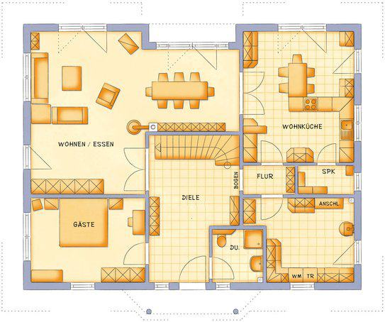 house-1748-varioself-variochateau-235-im-landhaus-stil-grundriss-eg-1