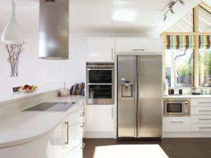Offene Küche im Baufratz-Haus Edition Authentic