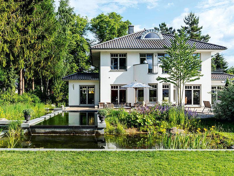 Außenansicht Villa 900KL von ARGE Haus