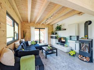Wonbereich Haus Mittelfranken von Fullwood