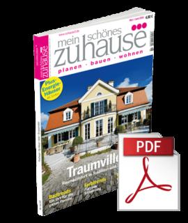 mein schönes zuhause°°° Ausgabe Mai/Juni 2015 - eBook