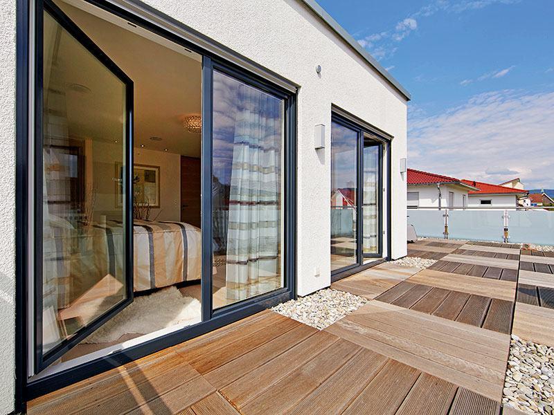 Dachterrasse Haus Barcelona von GUSSEK HAUS