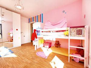 Kinderzimmer Haus Barcelona von Gussek Haus