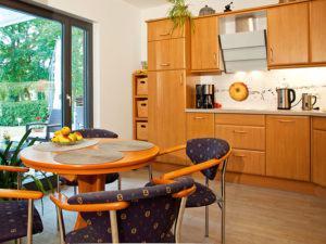 Küche Bungalow Frankenwald von GUSSEK HAUS