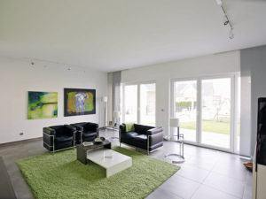 Wohnbereich Musterhaus Glinde von Heinz von Heiden