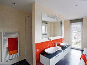 Badezimmer Musterhaus Glinde von Heinz von Heiden
