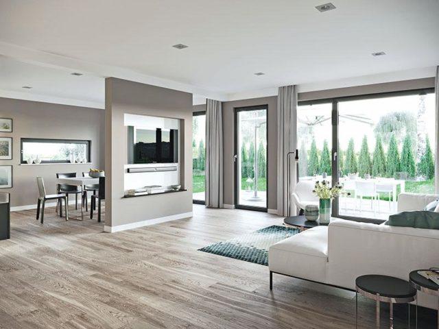 Bien-Zenker Concept-M 198 - Wohn- und Essbereich