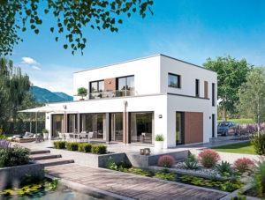 Bien-Zenker / Hausentwurf Fantastic165-V7
