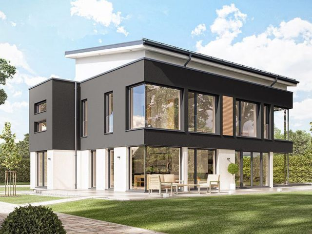 Entwurf Concept-M 188 Wuppertal - Aussenansicht 1 (Bien-Zenker)