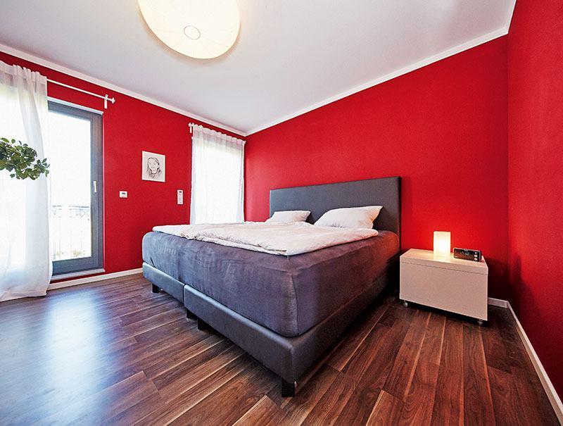 Gussek Gaarden - Schlafzimmer