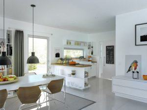 SUNSHINE Wohnbeispiel Küche (Living Haus)