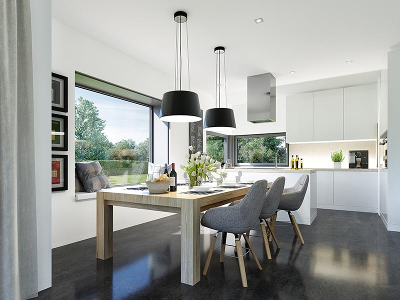 Entwurf Fantastic 161 V4 von Bien-Zenker Küche