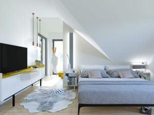 Wohnbeispiel Schlafzimmer Edition 3 (Bien-Zenker)