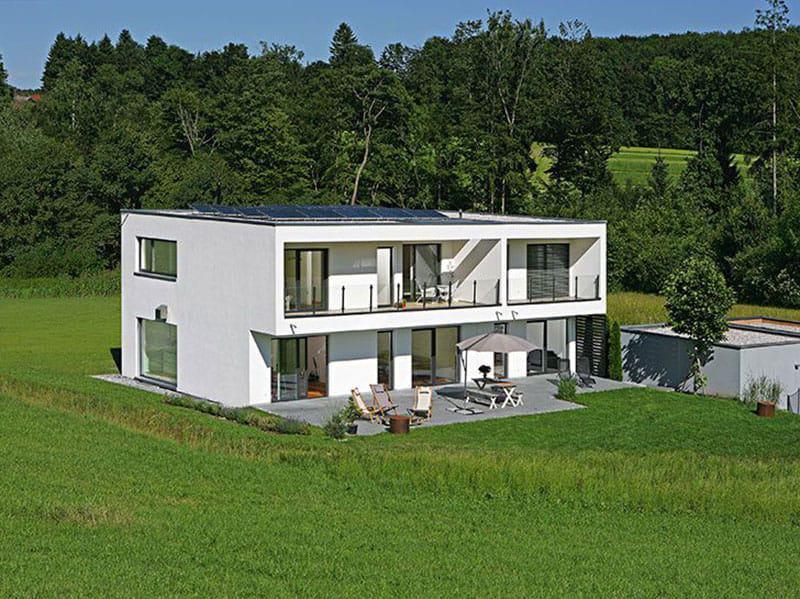 Haus Ehrenbach Außenansicht - Garten
