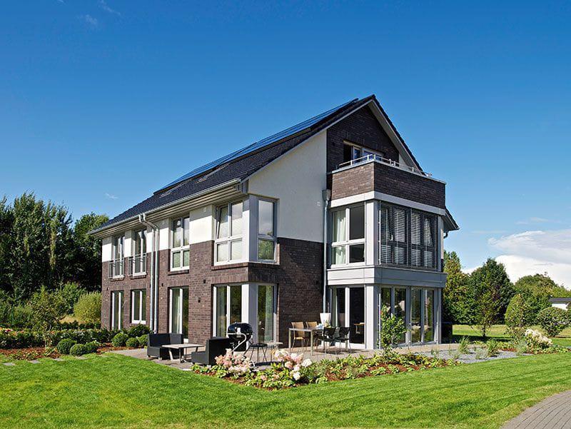 Maxime 1000D - Aussenansicht Garten (Viebrockhaus)