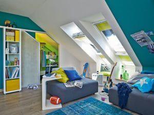 Maxime 1000D - Kinderzimmer (Viebrockhaus)