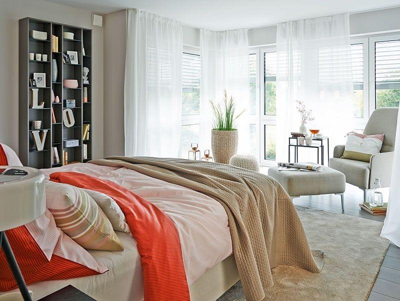 Maxime 1000D - Schlafzimmer (Viebrockhaus)