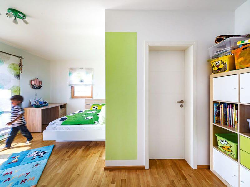 Beispielkinderzimmer Wolfhaus