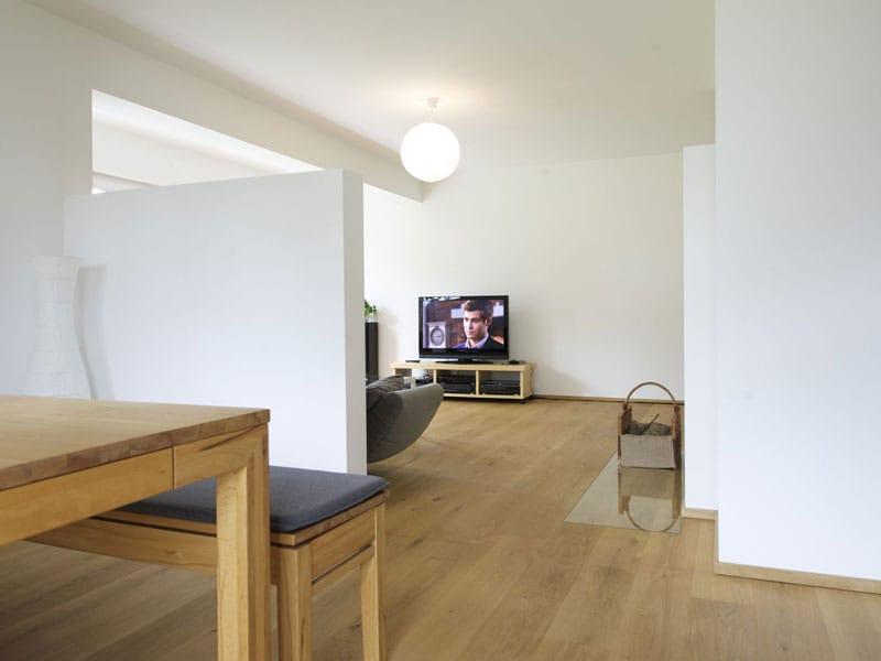 Haus Daub - Essbereich (Foto: Wolf System)