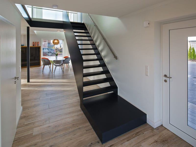 Treppe Elbmosaik von Heinz von Heiden.