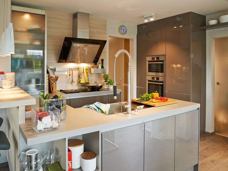 Maxime 1000D - Küche (Viebrockhaus)