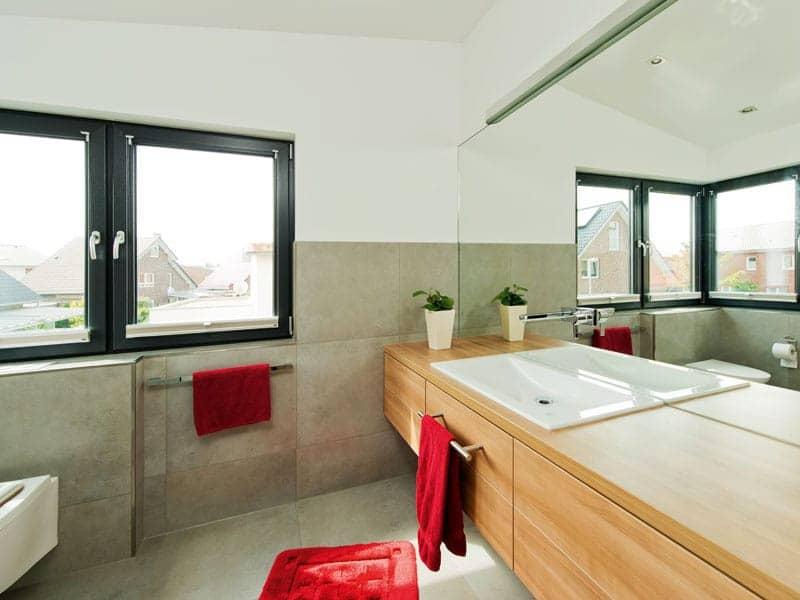 Haus Winter von Zimmermeisterhaus Bad