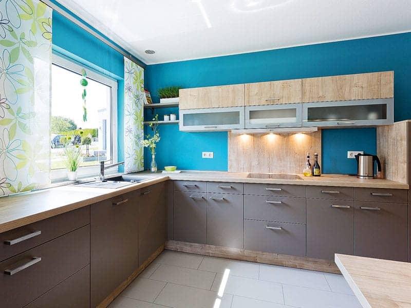 Musterhaus Neunkhausen von Fingerhut Haus Küche