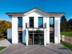 Villa Köpenick von Heinz von Heiden Außenansicht