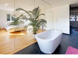 Entwurf Gwandtner von Sonnleitner Bad