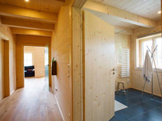 Blockhaus Allgäu von Chiemgauer Flur