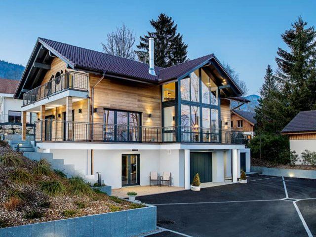 Entwurf Leclerc von Weberhaus Außenansicht