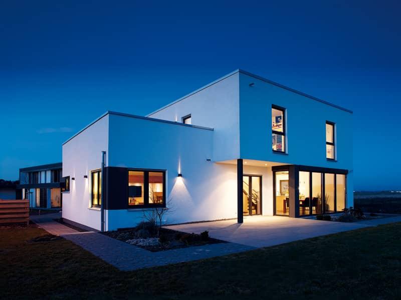 Entwurf Architektur Trend von Fingerhaus Außenansicht