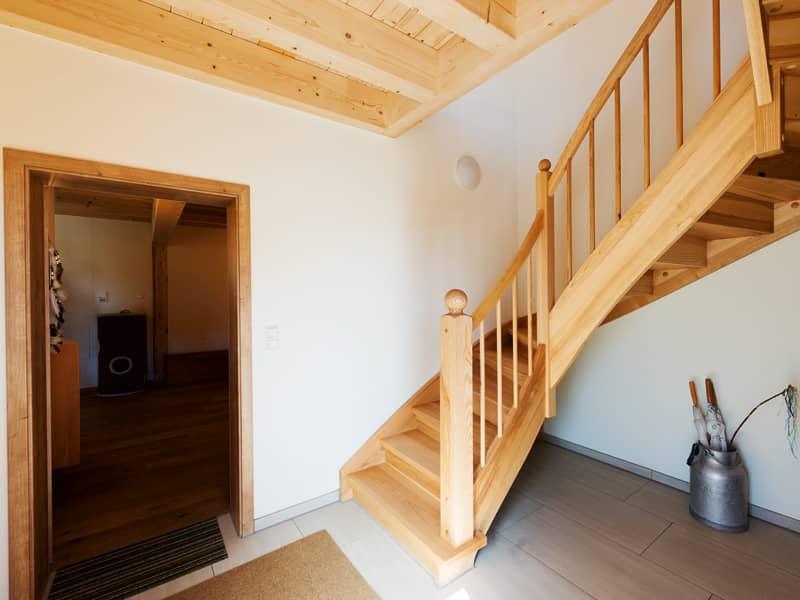 Haus Heroldstatt von Fullwood Treppe