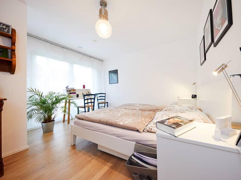 Entwurf Babelsberg von Gussek Haus Schlafbereich