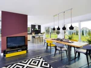 Haus Alto SD 300 von Heinz von Heiden Wohnraum