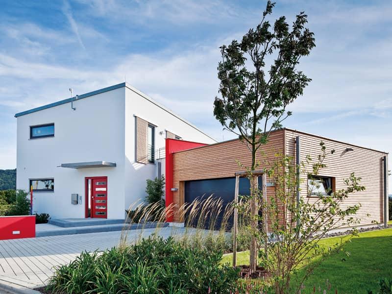 Garage individuell_Luxhaus