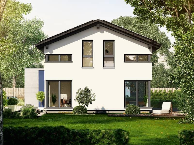 Musterhaus Werder von Okal Familienhaus