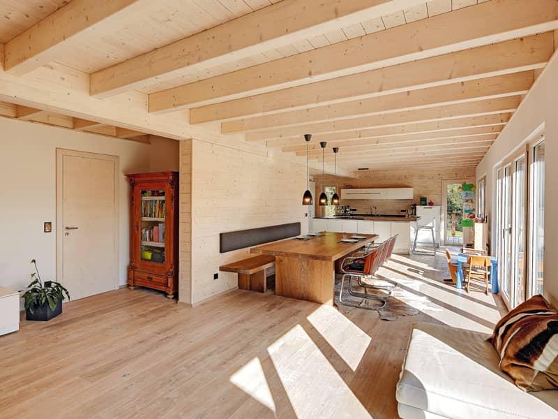 Entwurf Schlemer von Sonnleitner Wohnbereich