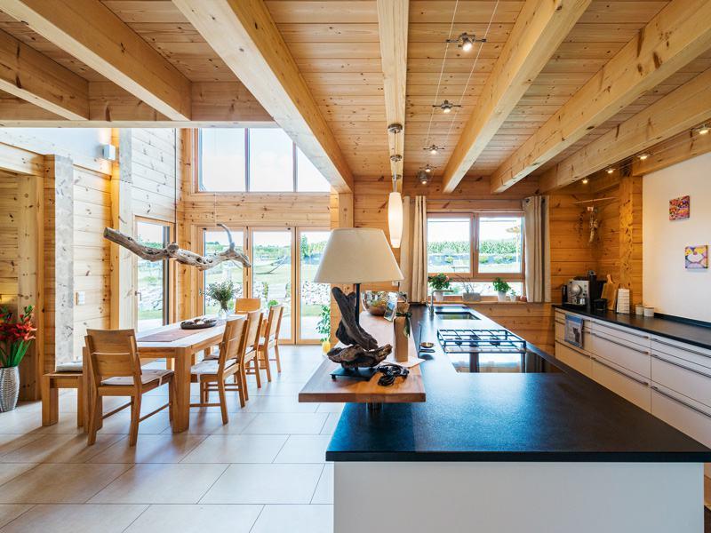 Haus Oberpfalz von Fullwood Küche