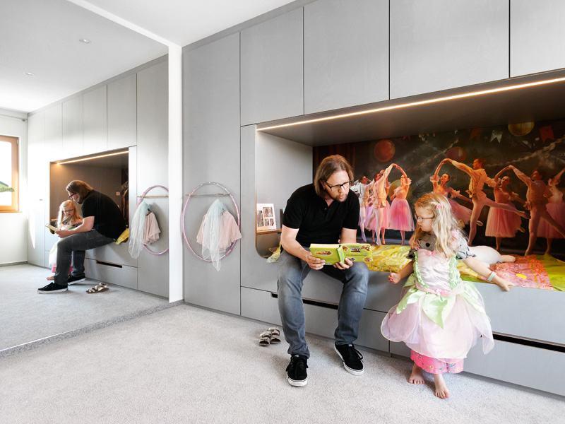Musterhaus Auggen von Schwörer Haus Kinderzimmer