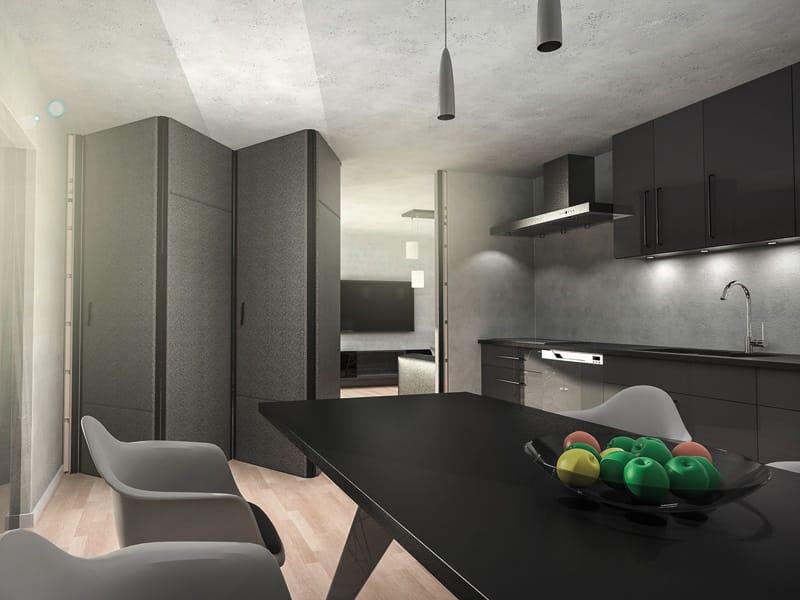 Küchen-Idee von Baufritz