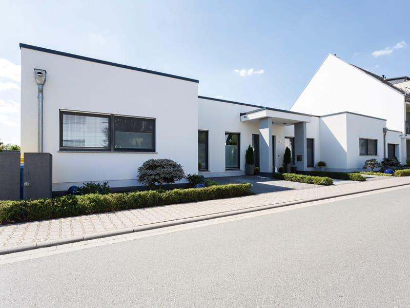 Entwurf Rüsselsheim von Büdenbender Straßenseite