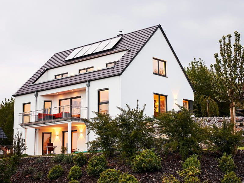 Entwurf Hellerberge von Gussek Haus Souterrain