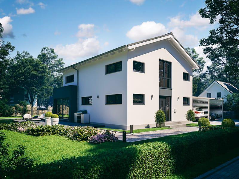 Architektenhaus Allea von Kern-Haus Außenansicht