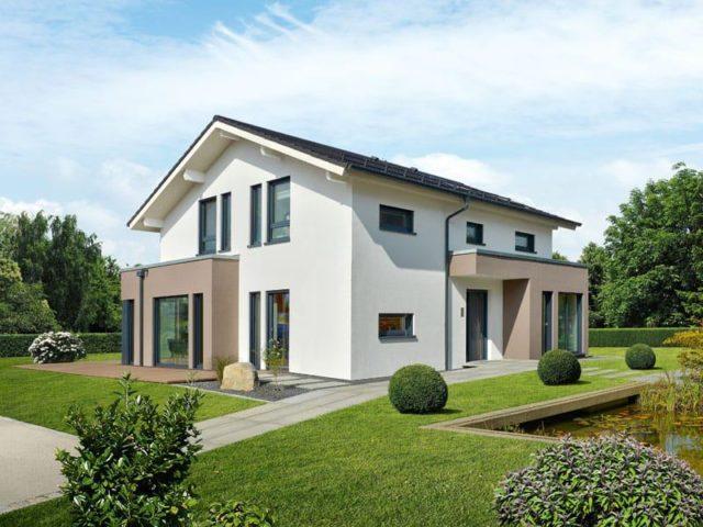 Entwurf Sunshine 144 Poing von Living Haus Außenansicht