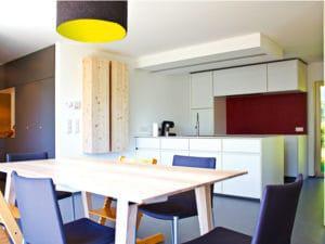 Entwurf Homestory 322 von Lehner Haus Wohnbereich