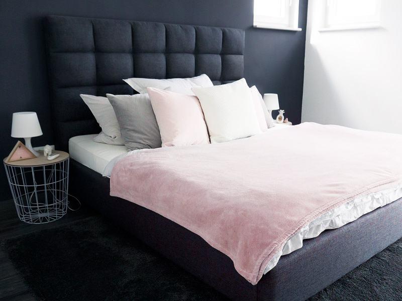 frei geplantes Kundenhaus NEO von FingerHaus Schlafzimmer