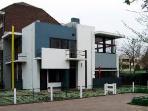 Bauhaus Haus Rietveld Schröder 1924